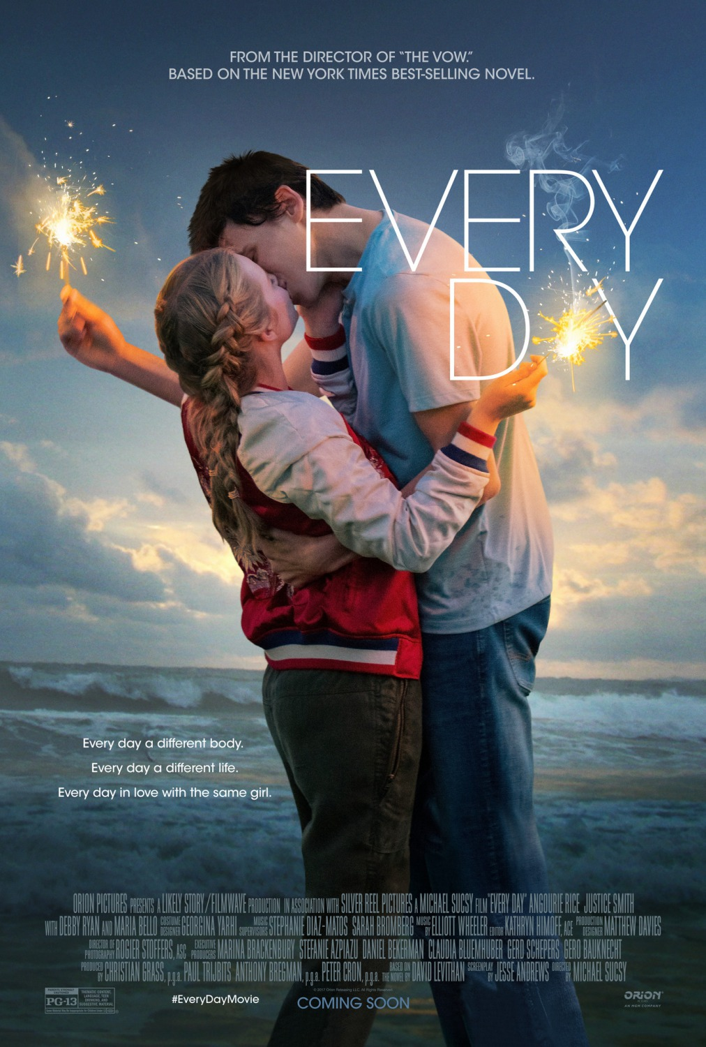 Watch Every Day (2018) Online