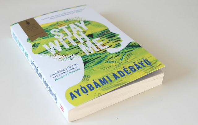 A review of Stay With Me by Ayòbámi Adébáyò