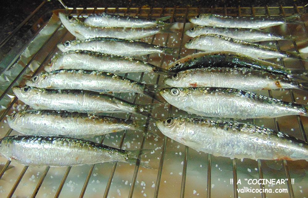 Sardinas al horno en parrilla a cocinear recetas - Como cocinar sardinas ...