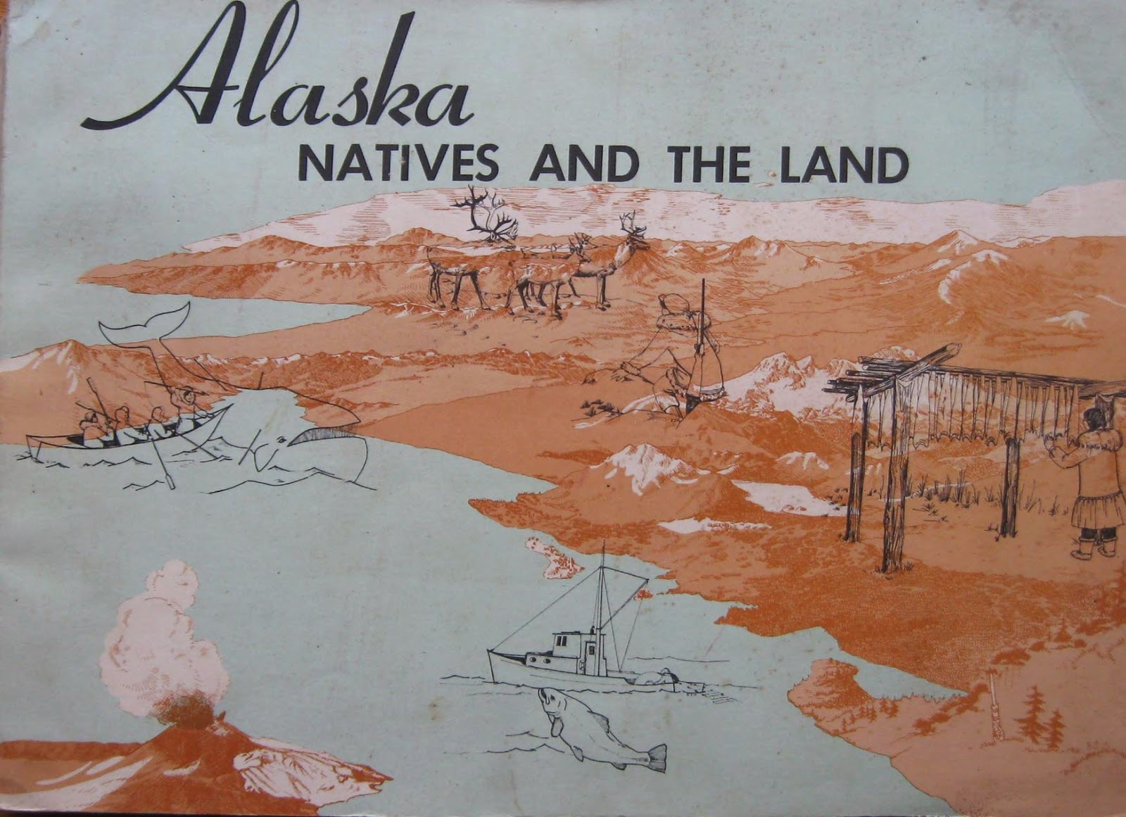 the alaska native studies blog  alaska natives and the land