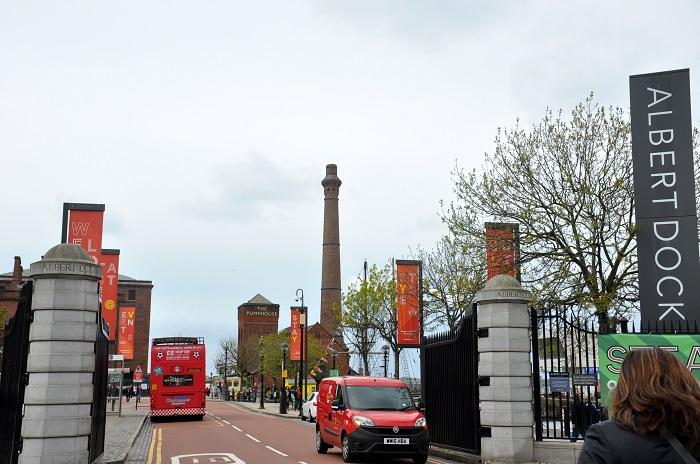 Migawki z podróży: 1 dzień w Liverpoolu