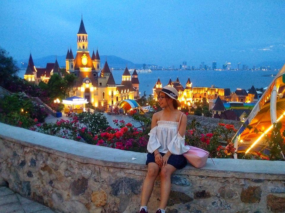 Kinh nghiệm đi ăn chơi bên Vinpearl Nha Trang