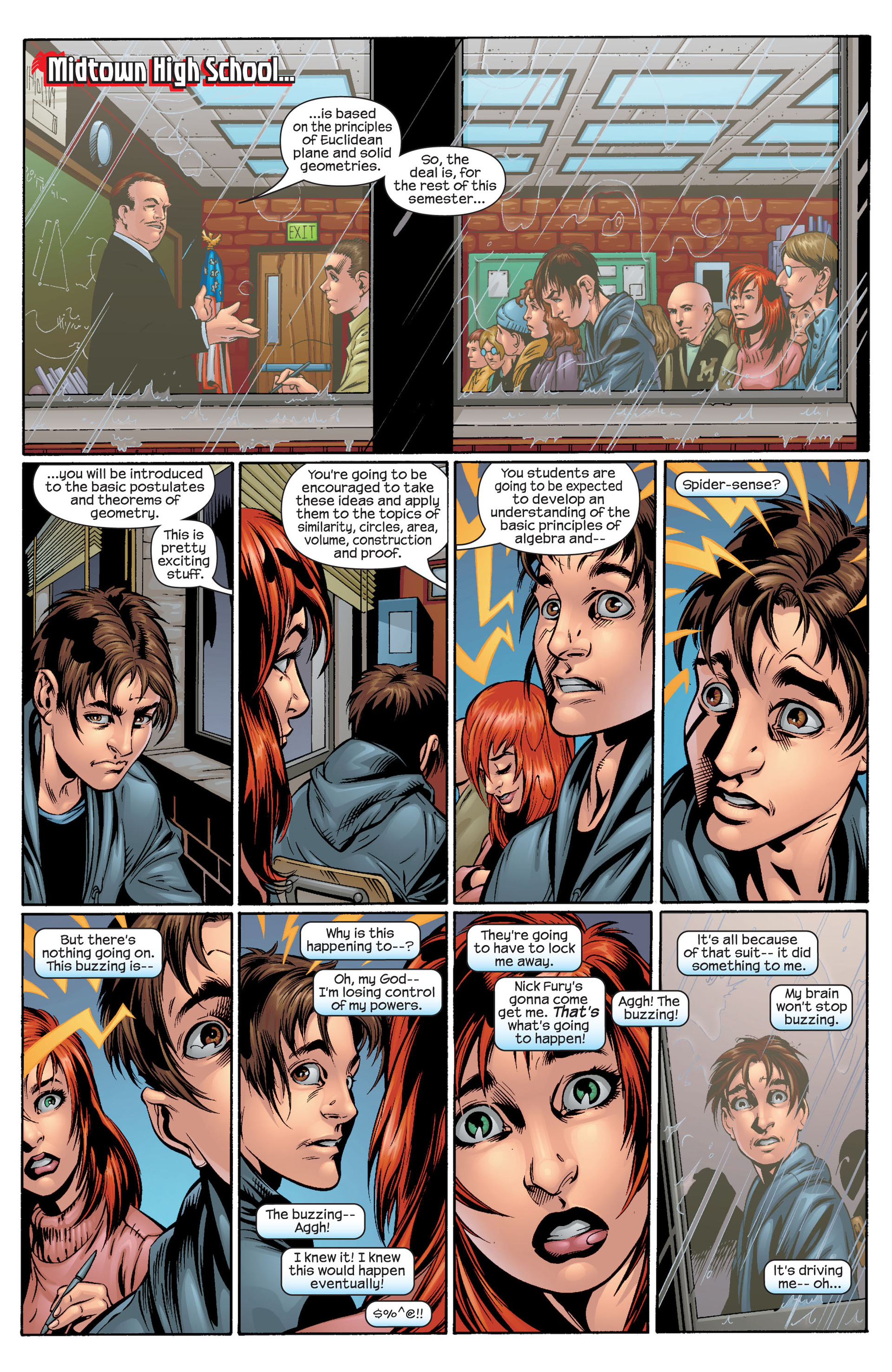Read online Ultimate Spider-Man (2000) comic -  Issue #37 - 18