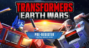 Game Transformers Earth Wars Apk
