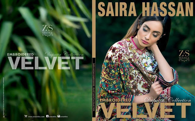 ZS-textiles-winter-embroidered-dresses-collection-2016-with-velvet-dupatta-1