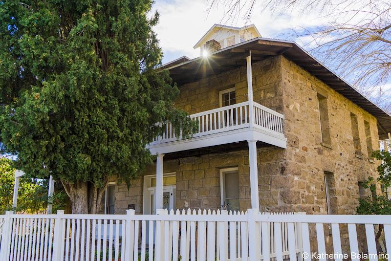 Bonelli House Route 66 Things to Do in Kingman Arizona