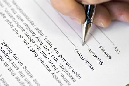 Separation Agreements Instead of Divorce