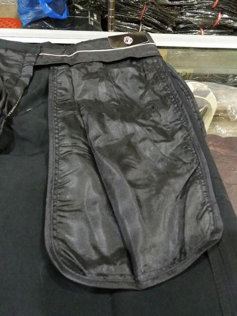 jual celana kain pria slim fit, harga celana kain pria slim fit, model celana panjang kain pria terbaru