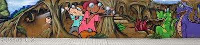 Betanzos - Arte Urbano II