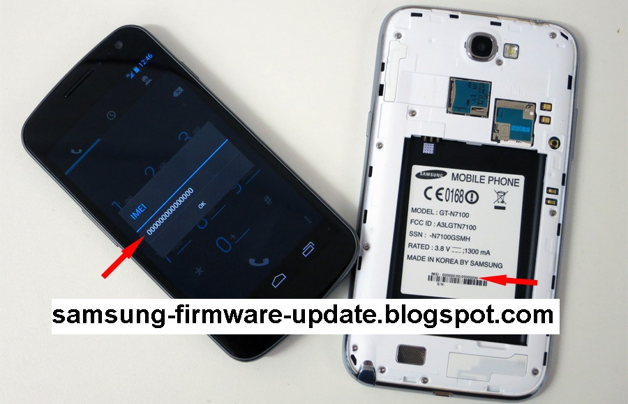 how to change imei Number of android Smart Phone Without Root