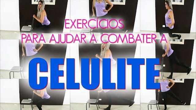 exercicios para celulite