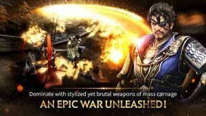 Download Dynasty Warriors Unleashed Mod APK 0.3.67.26 Android English [Update 2017]