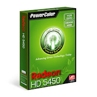 PowerColor AMD Radeon HD5450