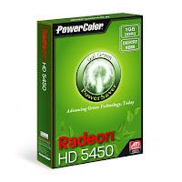 PowerColor AMD Radeon HD5450