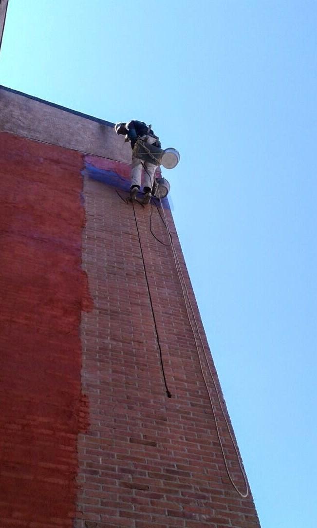 Impermeabilizar fachada de ladrillo visto fachadas - Fachada ladrillo visto ...