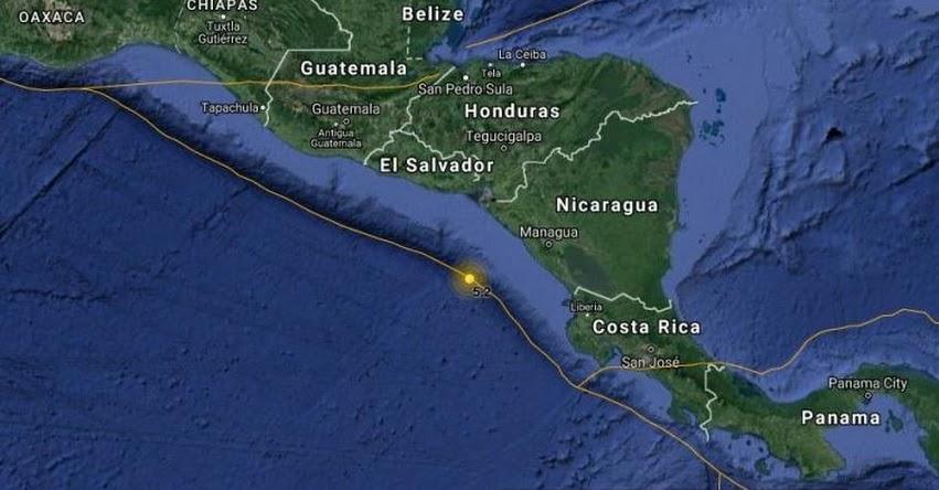 FUERTE SISMO en Nicaragua de Magnitud 5.5 (Hoy Miércoles 15 Agosto 2018) Sismo Temblor EPICENTRO en Balneario Poneloya - Las Peñitas - Guatemala - En Vivo Twitter - Facebook - USGS