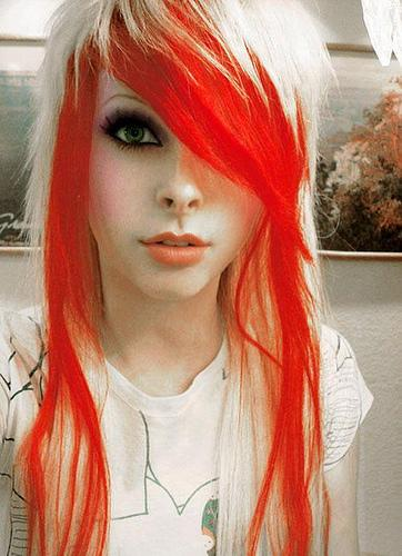 Hairstyles for girls Hair Color Ideas