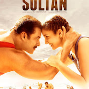 Salman Khan, Anushka Sharma Sultan Bollywood Movie is collect a share of 300 Crore, Sultan had a final worldwide gross