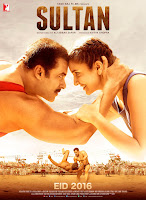 Salman, Anushka film Sultan is ninth highest grossing Bollywood film in overseas markets MT wiki, worldwide box office collection a lifetime distributor share of INR 302 Crore crore, it budget 70 Crores