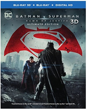 Batman v. Superman: Dawn of Justice (2016) 3D Latino