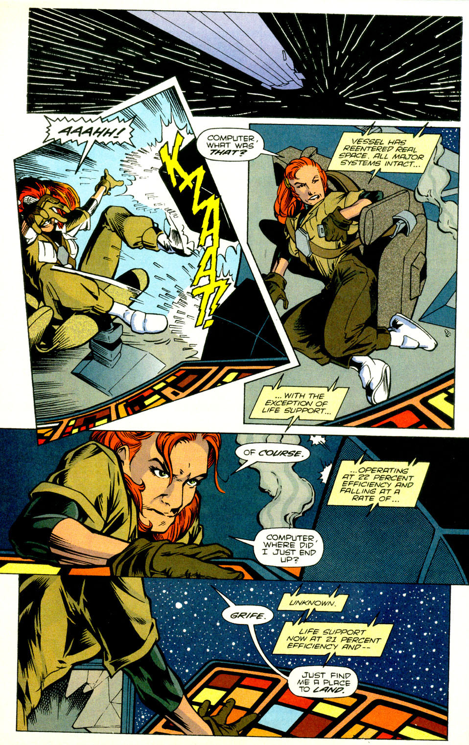 Legion of Super-Heroes (1989) 71 Page 13