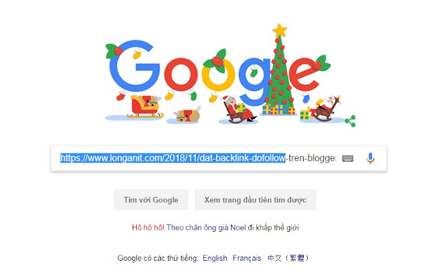 Kiểm tra google index bài viết mới hay chưa