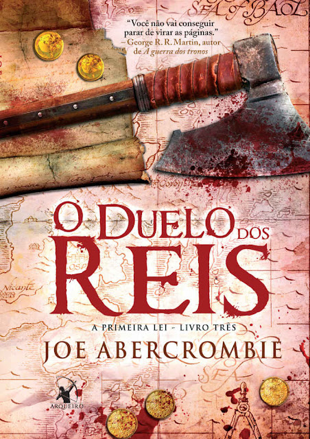 O duelo dos reis - Joe Abercrombie