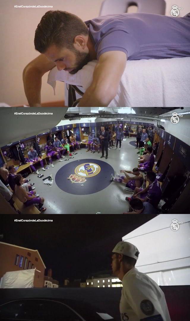 REAL MADRID: En el corazón de la Duodecima Documental HD 720p Español