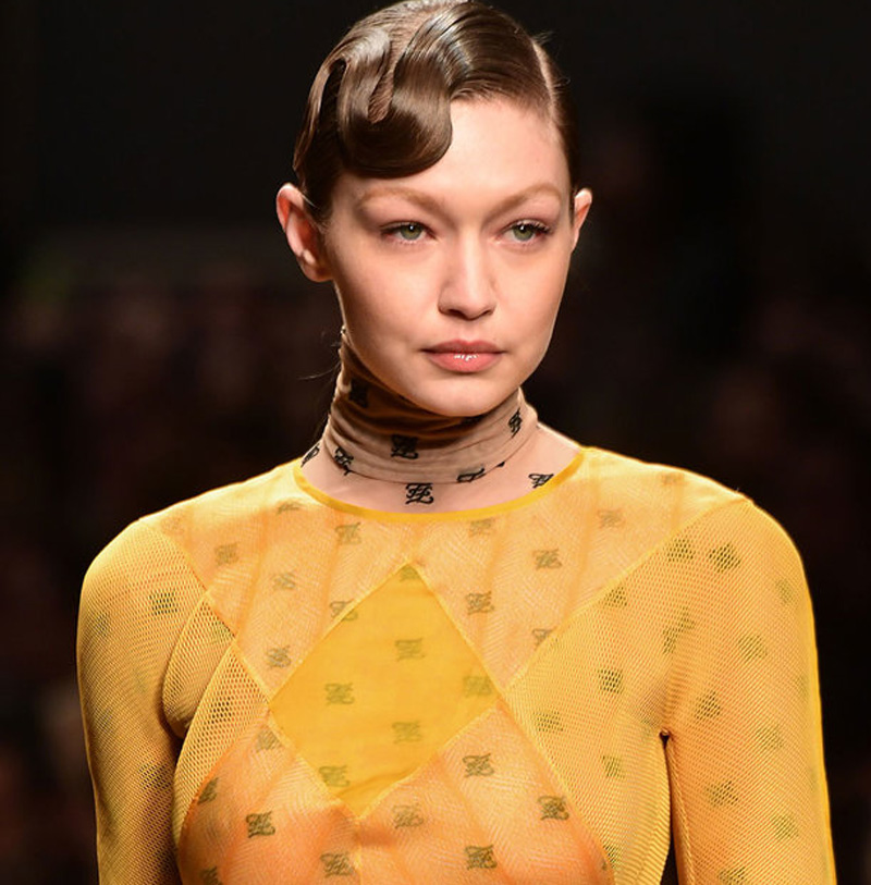 The Best Beauty Looks from the MFW Fall 2019 Runways