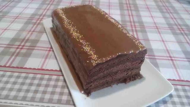 gâteau pâtisserie chocolat noir
