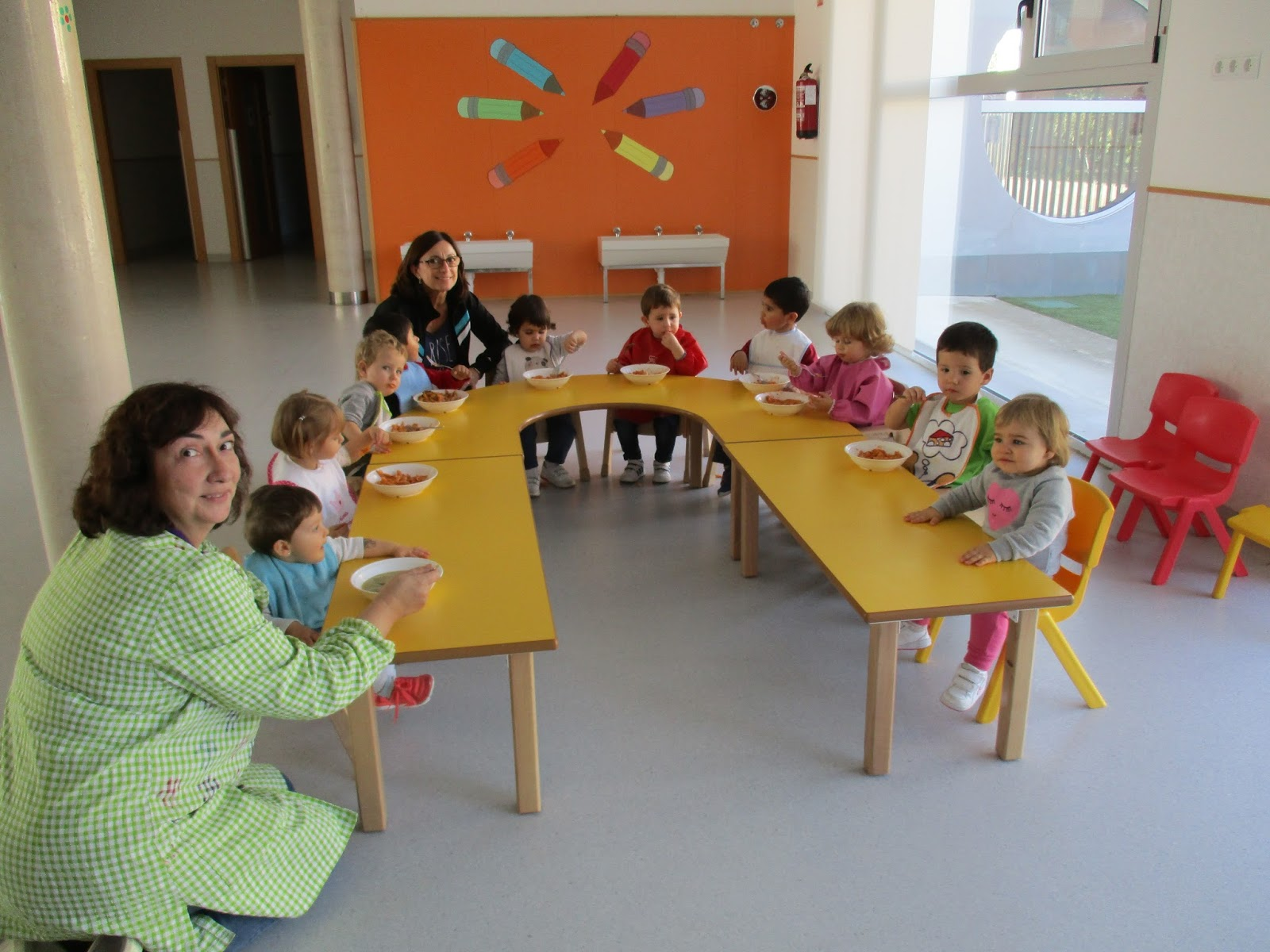 Escuela Infantil Rafaela Alvarez De Eulate Os Dejamos