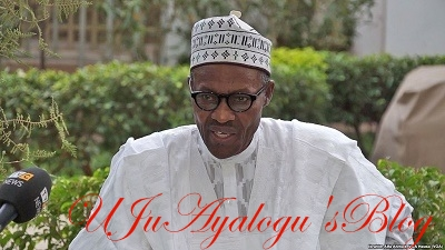 Buhari: 'I will seek re-election' (see full text of declaration)