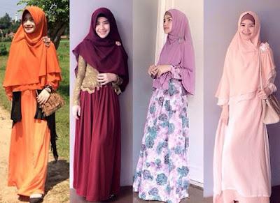 model terbaru baju muslim untuk anak muda