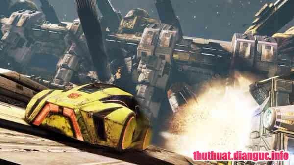 Tải game Transformers Fall of Cybertron miễn phí