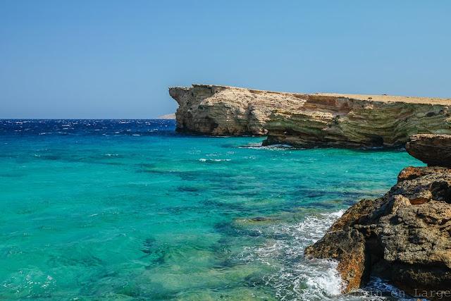Baie de Xilobatis-Koufonissia-Pano Koufonissi-Cyclades