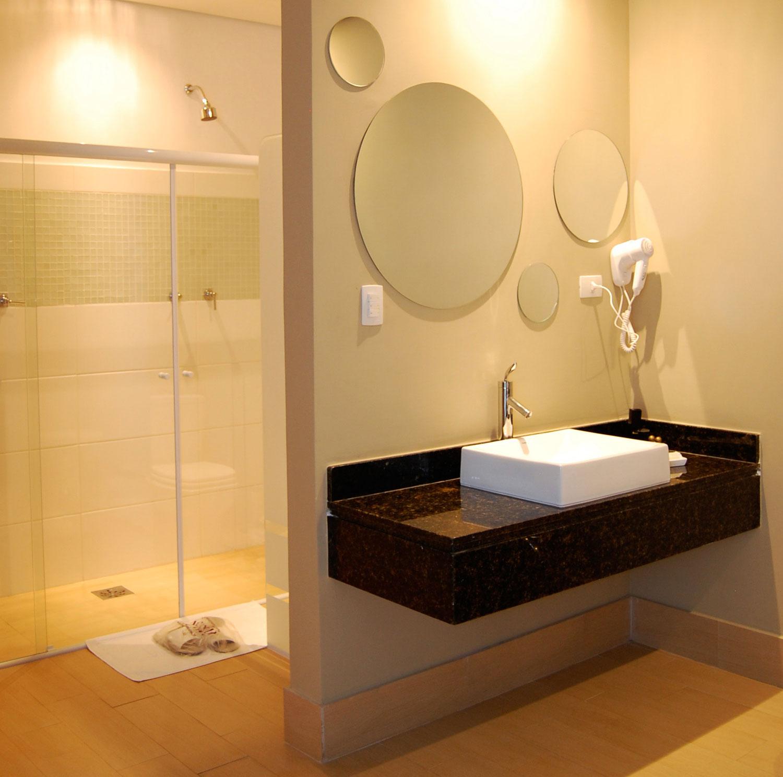 Decoraci n minimalista y contempor nea ejemplos de for Muebles para decoracion de banos