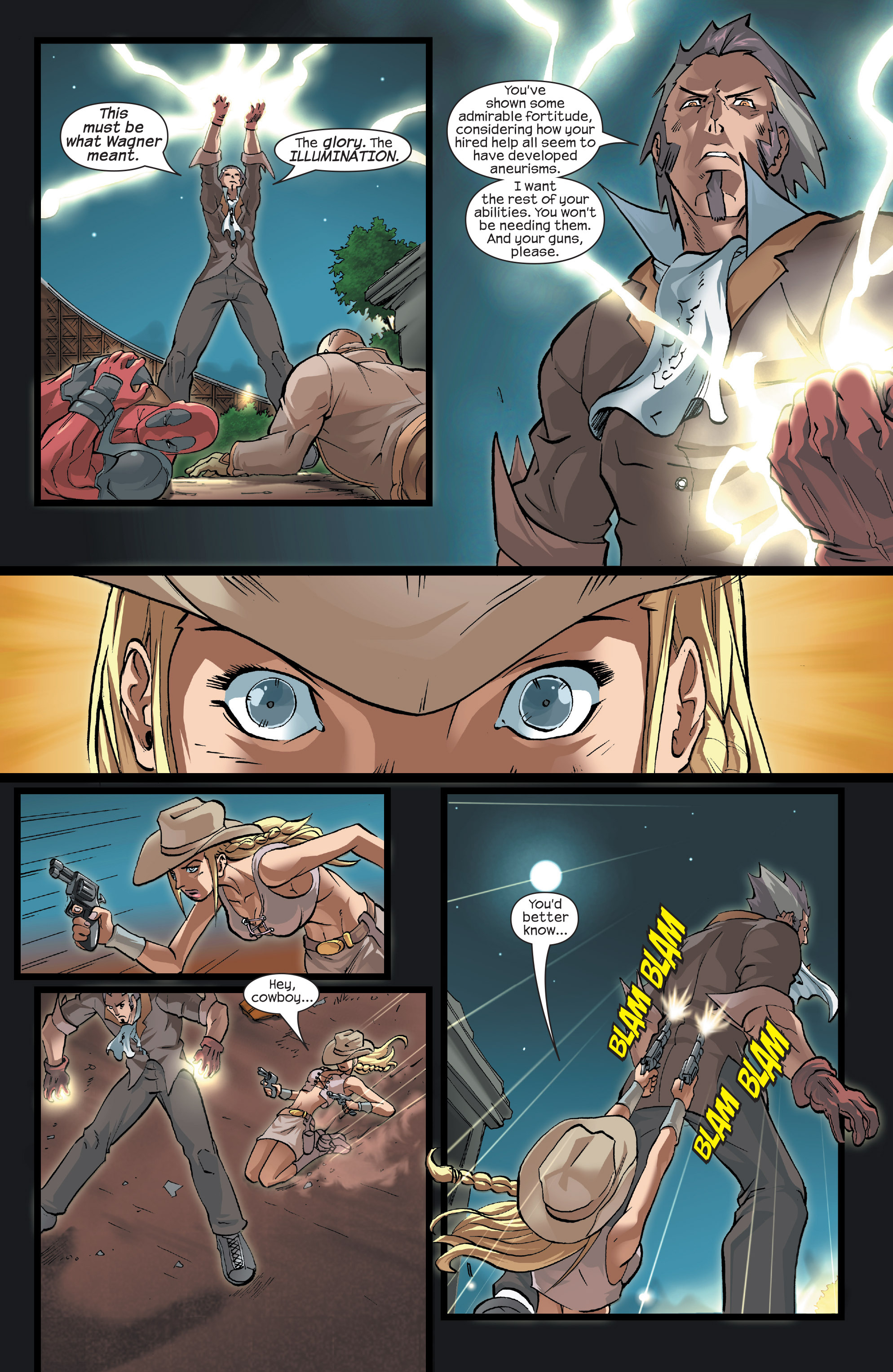Read online Agent X comic -  Issue #15 - 12