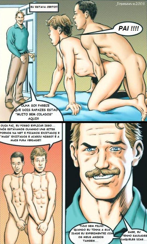 Cartoon Gay; Hentai; Anime; Quadrinhos;