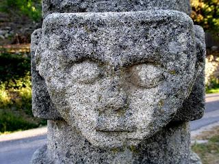 piedra labrada en el valle del jerte