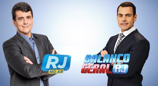 Record TV Rio faz troca troca e traz novo visual ao seu jornalismo local.
