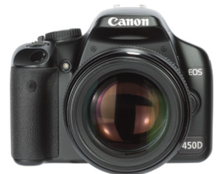 Canon EOS 450D Software, Firmware and Review 2016