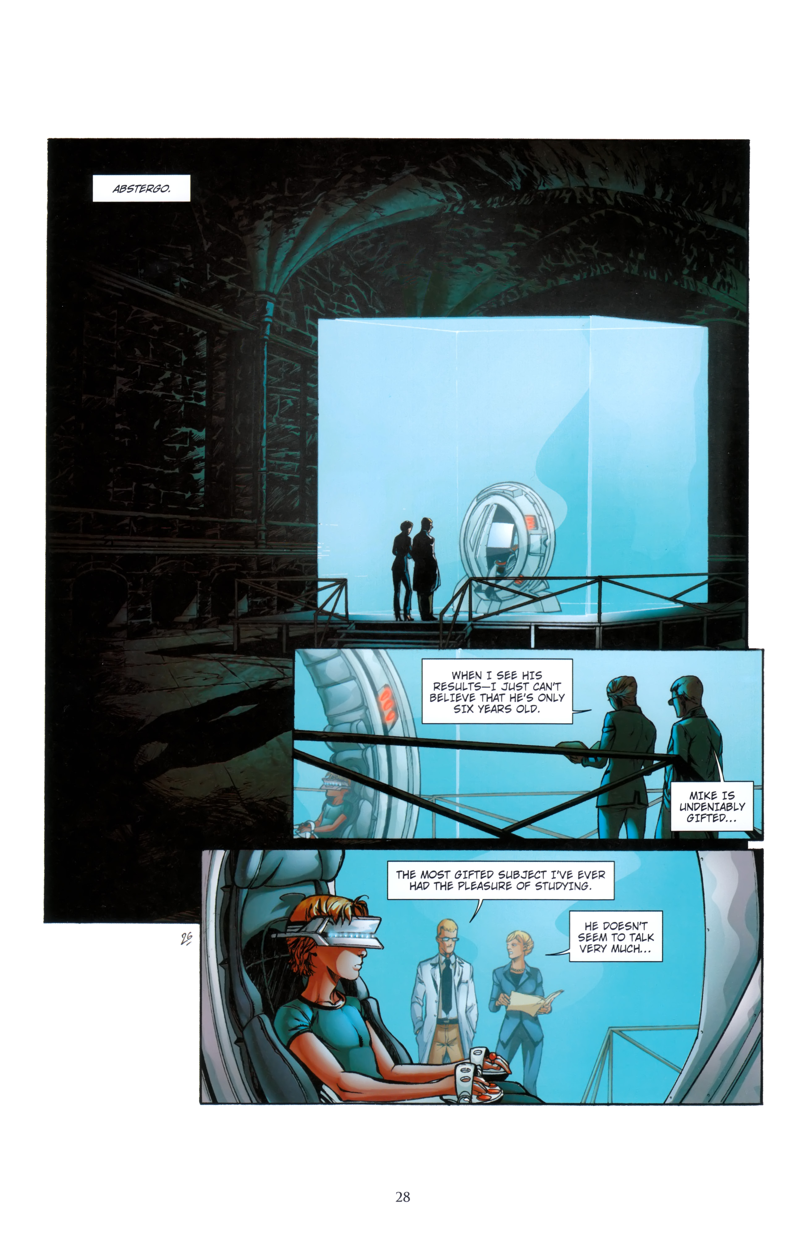 Read online Assassin's Creed (2012) comic -  Issue #5 - 28