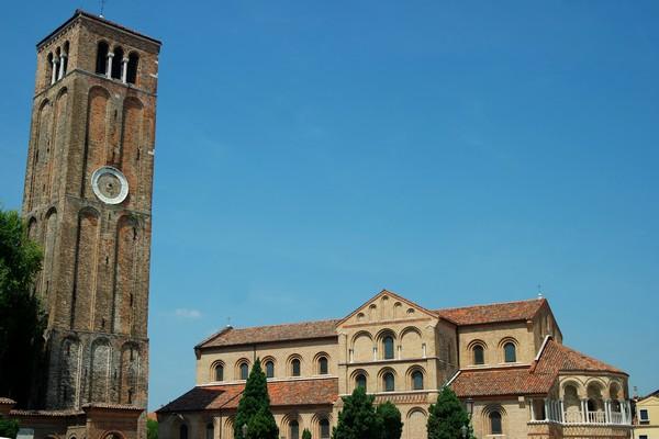 venise murano basilique santi maria donato