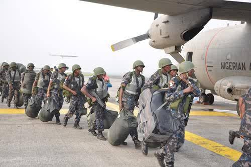 Terrorism: Air Force deploys special forces in airports