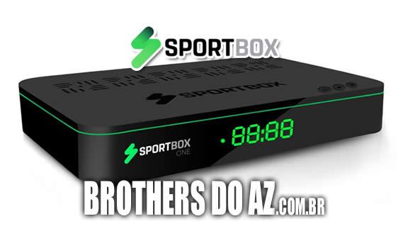 Sportbox One Atualização V1.0.27 - 28/02/2021