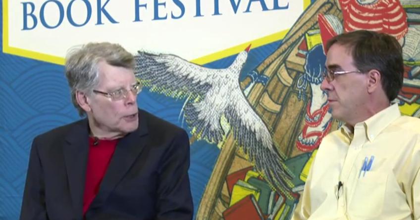 """Stephen King: """"Scrivere per me è un'abitudine compulsiva"""
