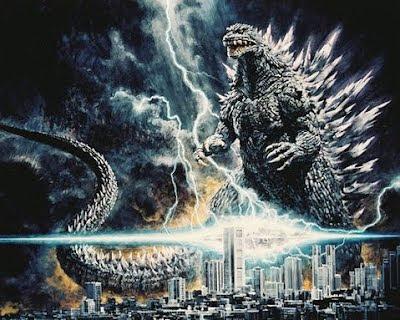 Godzilla Filme