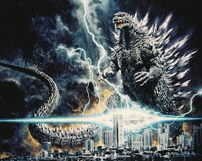 Godzilla Película