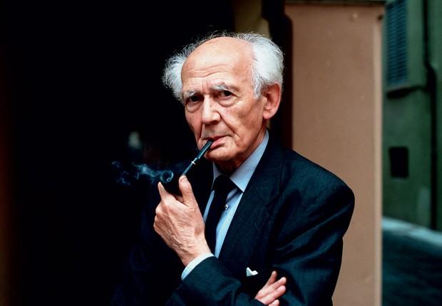 Zygmunt Bauman sociologo, filosofo e accademico polacco di origini ebraiche