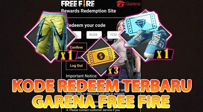 Kode Redeem FF Free Fire Terbaru Januari 2020 Yang Belum ...